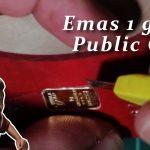 JOM TENGOK EMAS 1 GRAM PUBLIC GOLD